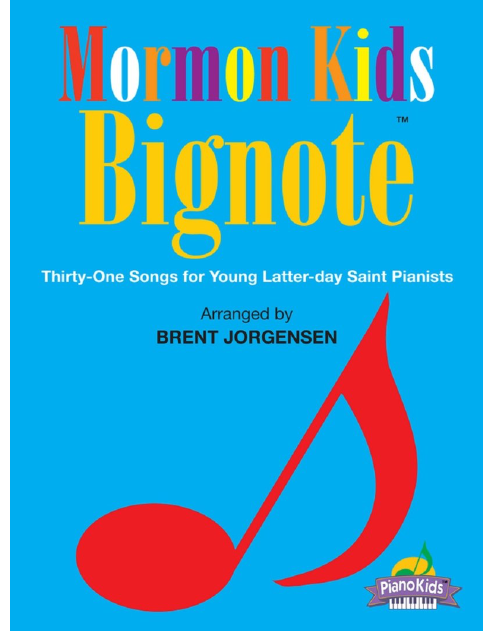 Jackman Music Mormon Kids Bignote