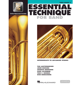 Hal Leonard Essential Technique Book 3 Tuba