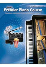 Alfred Premier Piano Course Pop and Movie Hits Book 5