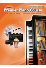 Alfred Alfred's Premier Piano Course Pop And Movie Hits 4