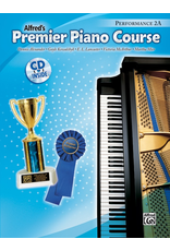 Alfred Alfred's Premier Piano Course Performance Book 2A CD Included