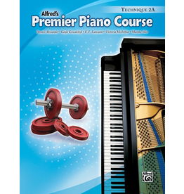 Alfred Alfred's Premier Piano Course Technique 2A