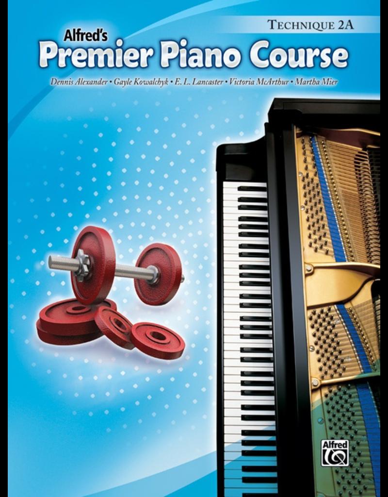 Alfred Alfred's Premier Piano Course Technique 2A
