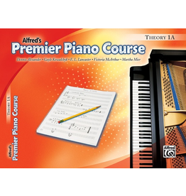 Alfred Alfred's Premier Piano Course Theory Book 1A