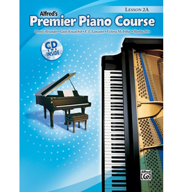 Alfred Alfred's Premier Piano Course, Lesson Book 2A CD Included