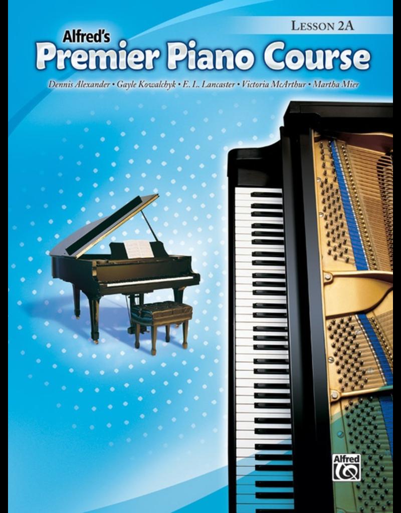 Alfred Alfred's Premier Piano Course Lesson Book 2A