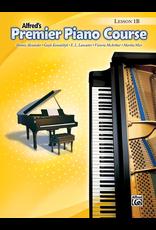 Alfred Alfred's Premier Piano Course Lesson Book 1B