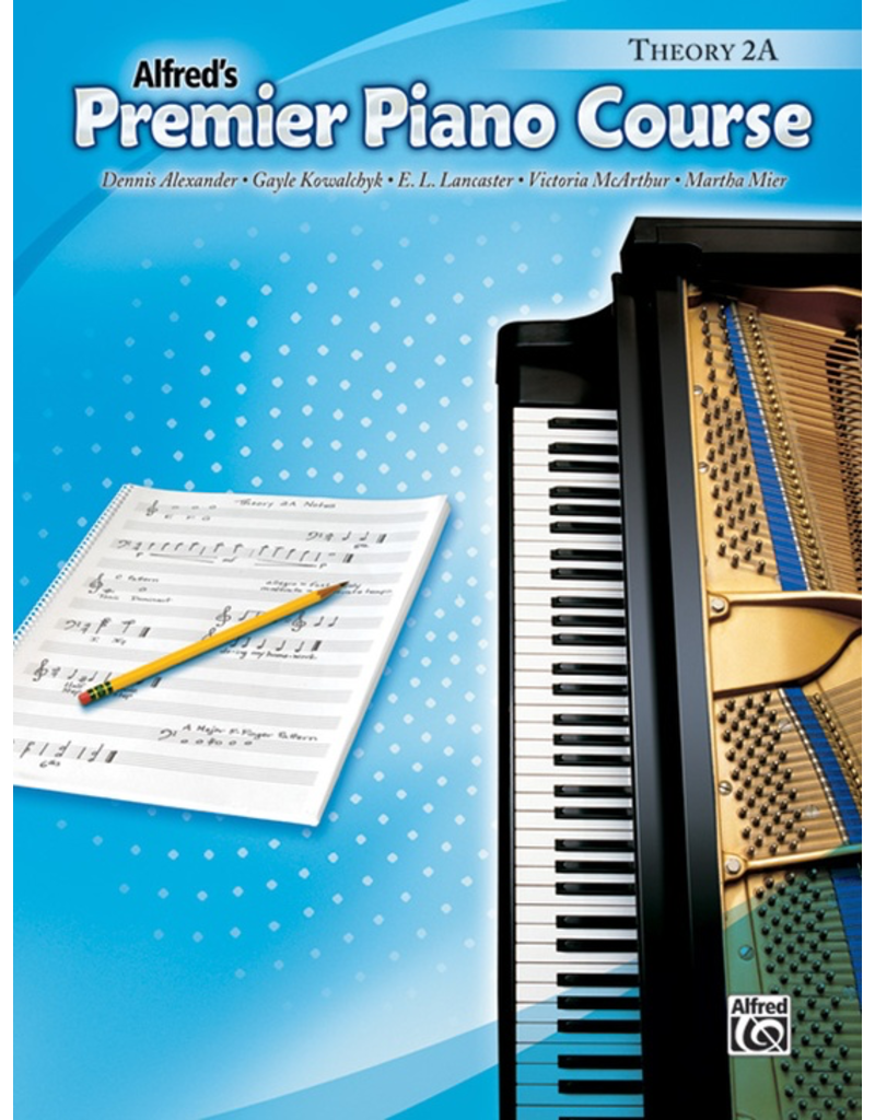 Alfred Alfred's Premier Course Theory Book 2A