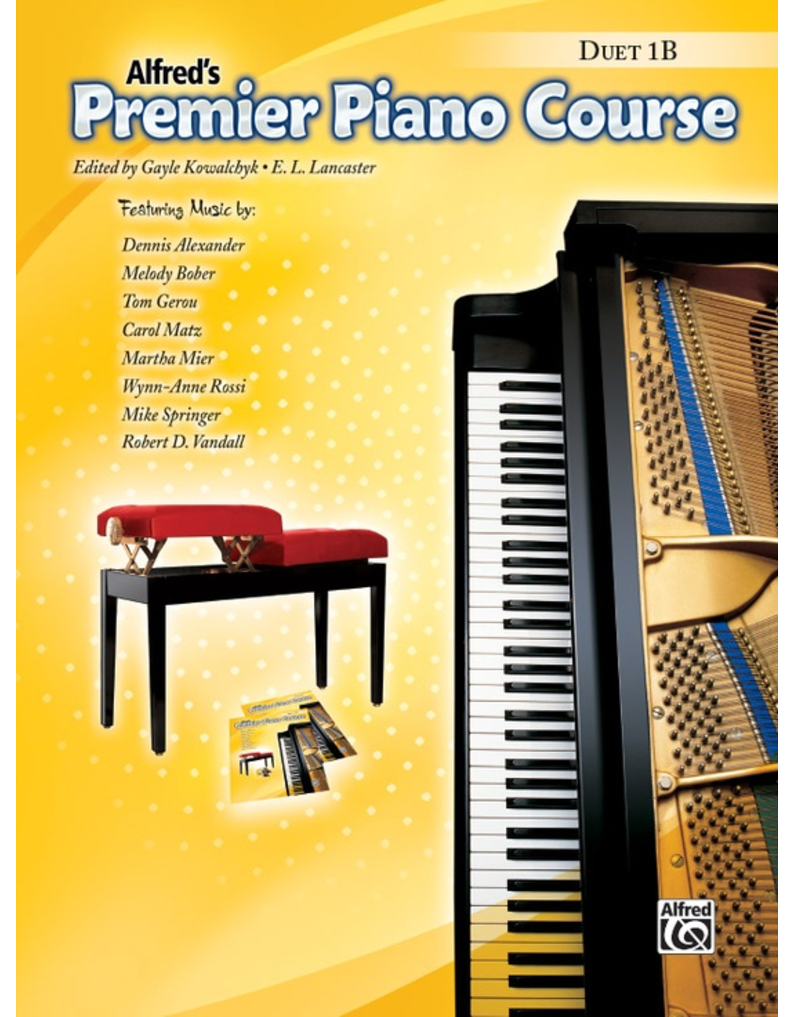Alfred Alfred's Premier Piano Course Duet 1B