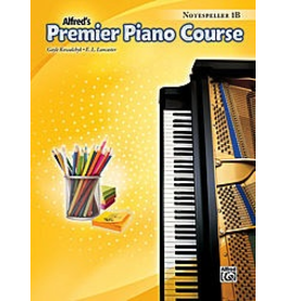 Alfred Alfred's Premier Piano Course Notespeller 1B