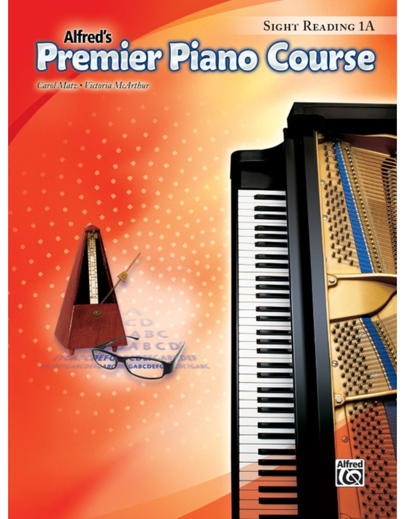 Alfred Alfred's Premier Piano Course Sight-Reading 1A