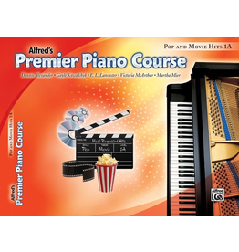 Alfred Premier Piano Course Pop and Movie Hits, Book 1A