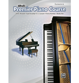 Alfred Alfred Premier Piano Course Lesson Level 6