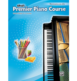 Alfred Alfred's Premier Piano Course Notespeller Level 2A