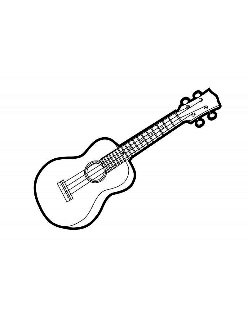 Bountiful Music Ukulele I B2