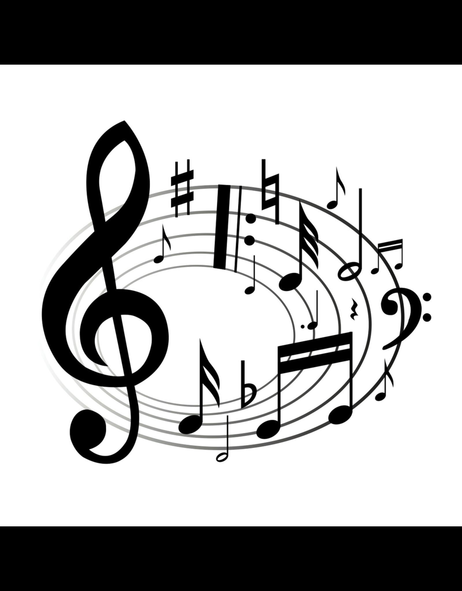 Bountiful Music GOTTASINGJR C