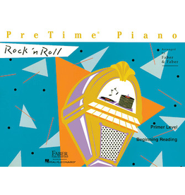 Hal Leonard PreTime Piano Rock 'n Roll Primer Level