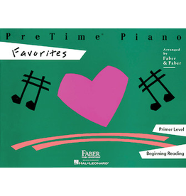 Hal Leonard PreTime Piano Favorites Primer Level