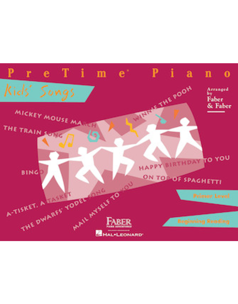 Hal Leonard PreTime Piano Kids' Songs Primer Level