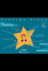 Hal Leonard PreTime Piano Popular Primer Level