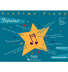 Hal Leonard PreTime Piano Popular Primer Level
