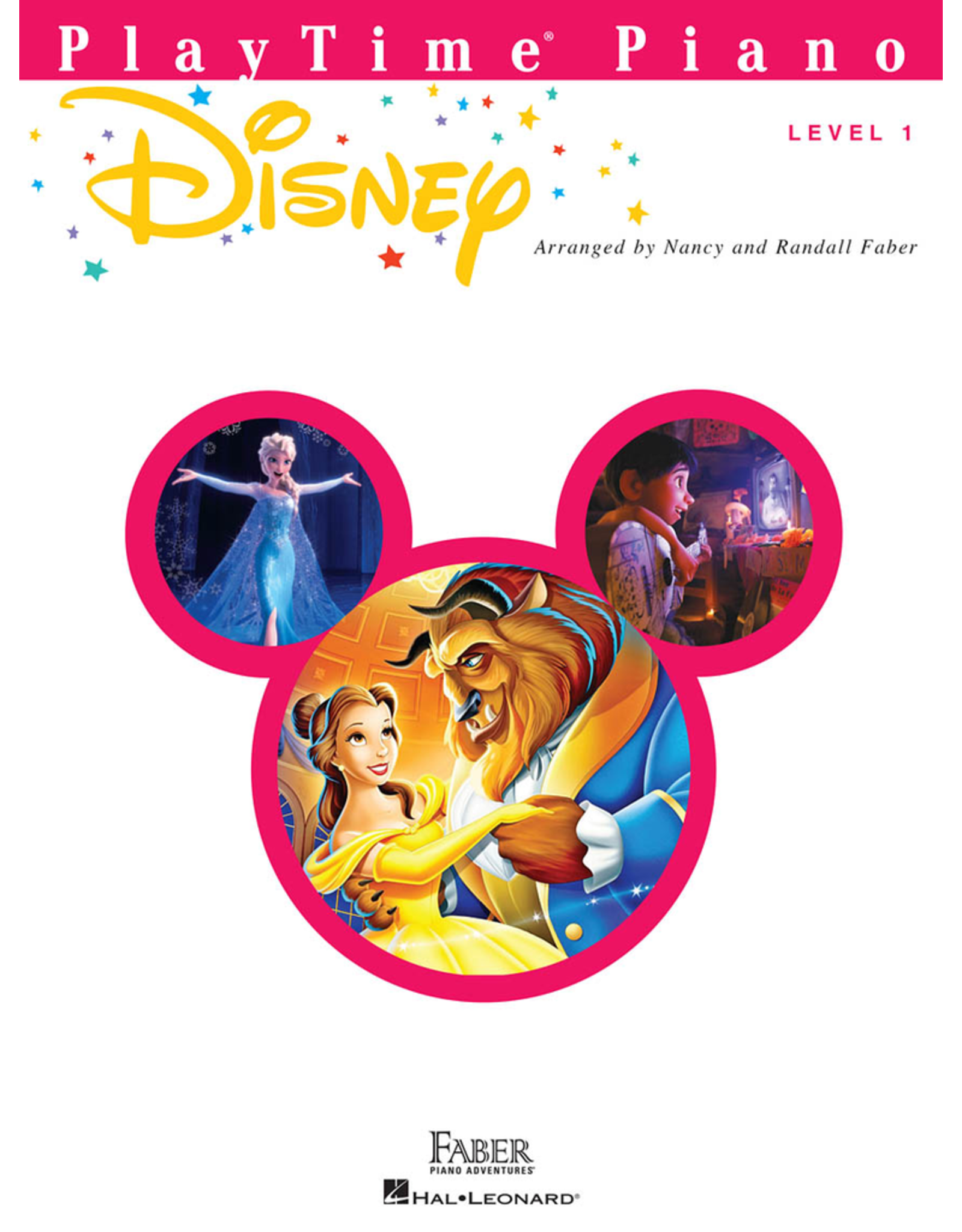 Hal Leonard PlayTime Piano Disney Level 1