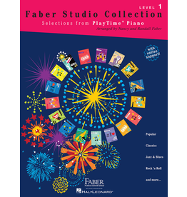 Hal Leonard Faber Studio Collection Selections from PlayTime Piano Level 1