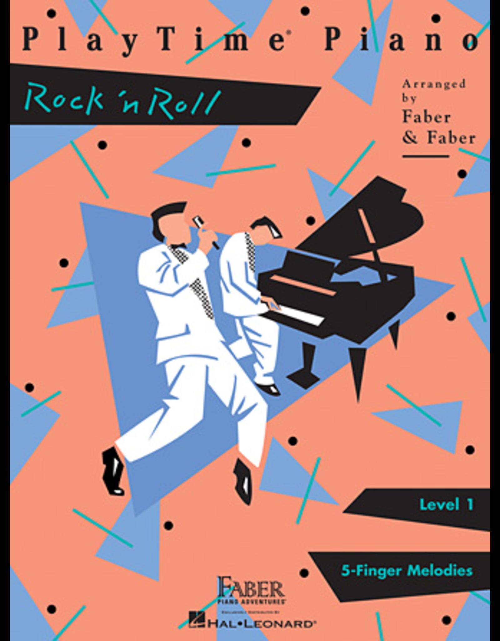 Hal Leonard Play Time Piano Rock n' Roll Level 1