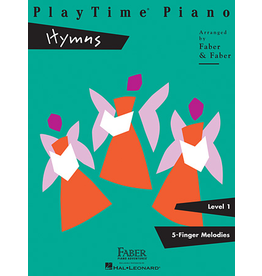 Hal Leonard PlayTime Piano Hymns Level 1