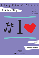 Hal Leonard PlayTime Piano Favorites Level 1