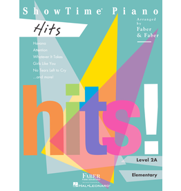 Hal Leonard Showtime Piano Hits Level 2A