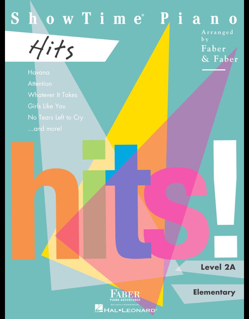 Hal Leonard Showtime Piano Hits Level 2A