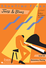 Hal Leonard ShowTime Jazz & Blues Level 2A