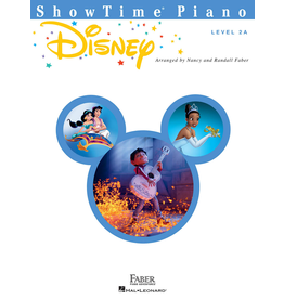 Hal Leonard ShowTime Piano Disney Level 2A