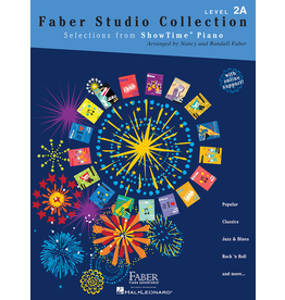 Hal Leonard Faber Studio Collection Selection from ShowTime Level 2A