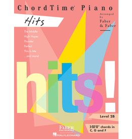 Hal Leonard Chordtime Piano Hits Level 2B