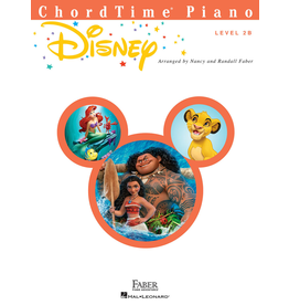 Hal Leonard ChordTime Piano Disney Level 2B