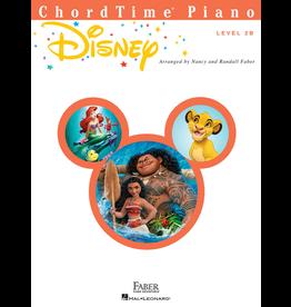 Hal Leonard ChordTime Piano Disney Level 2B