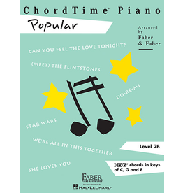 Hal Leonard ChordTime Popular Level 2B