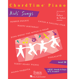 Hal Leonard ChordTime Piano Kid's Songs Level 2B
