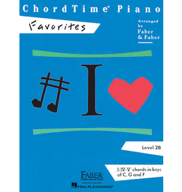 Hal Leonard ChordTime Piano Favorites Level 2B