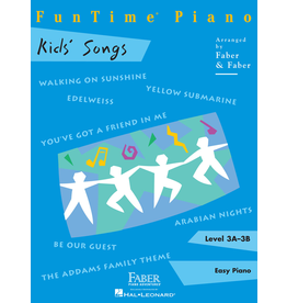 Hal Leonard FunTime Kids' Songs Level 3A-3B