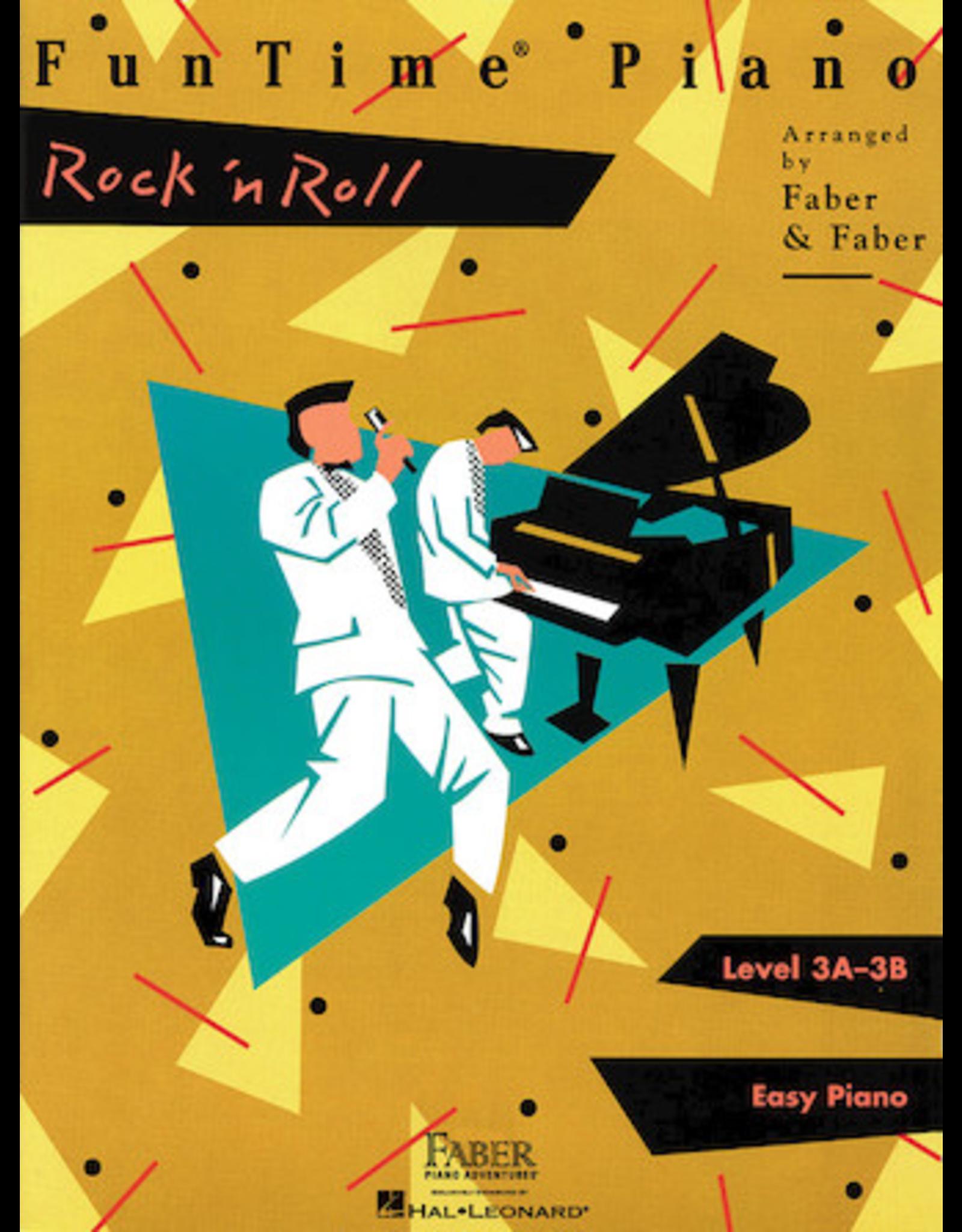 Hal Leonard FunTime Piano Rock n Roll Level 3A-3B
