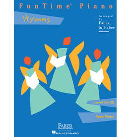 Hal Leonard FunTime Piano Hymns Level 3A-3B