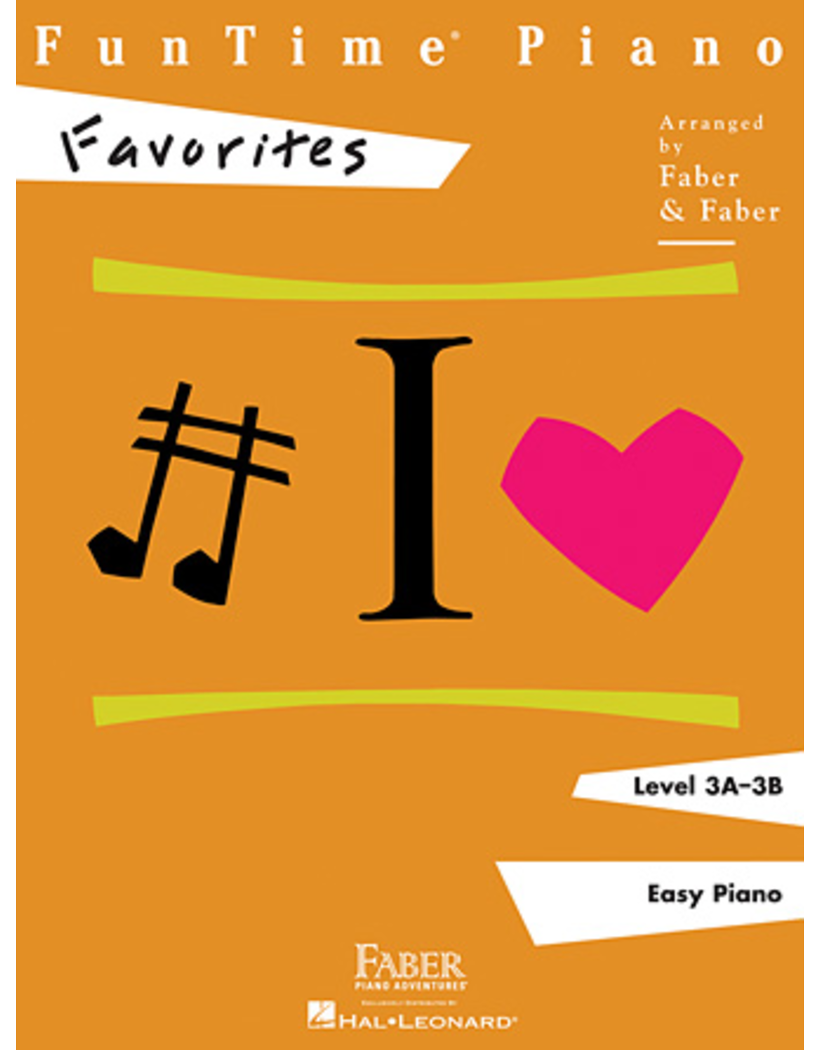 Hal Leonard FunTime Piano Favorites Level 3A-3B