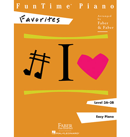 Hal Leonard FunTime Piano Favorites Level 3A-3B