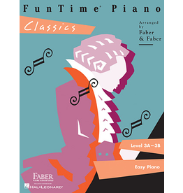 Hal Leonard FunTime Piano Classics Level 3A-3B