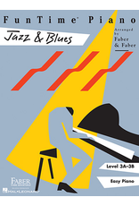 Hal Leonard FunTime Piano Jazz and Blues Level 3A-3B