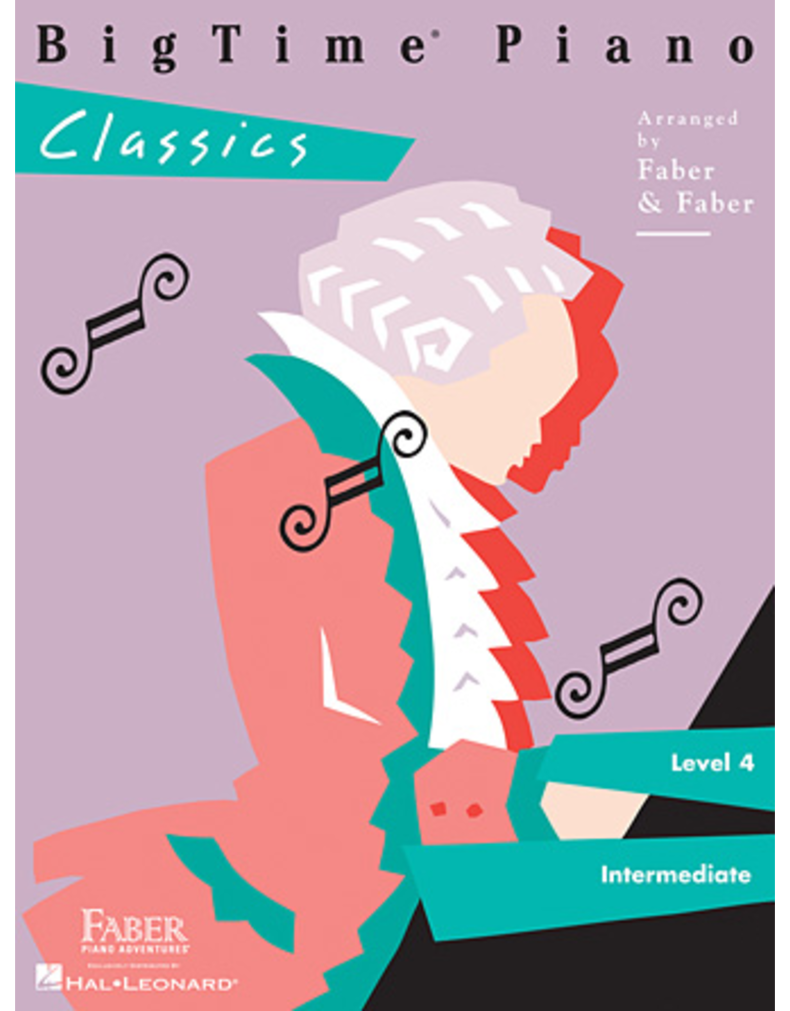 Hal Leonard BigTime Piano Classics, Level 4