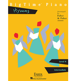 Hal Leonard BigTime Piano Hymns Level 4